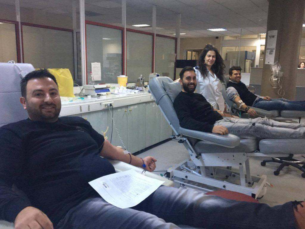 Τράπεζα Αίματος «Sede»