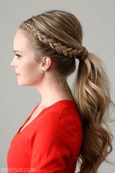 Σκέφτεσαι πώς θα κάνεις τα μαλλιά σου στις γιορτές; Κάποιες ιδέες για να διαλέξεις!