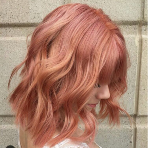 Blorange: H νέα τάση στο χρώμα μαλλιών
