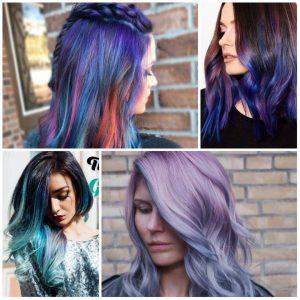 Geode hair: Τα μαλλιά που θυμίζουν ορυκτές πέτρες είναι το hit του καλοκαιριού