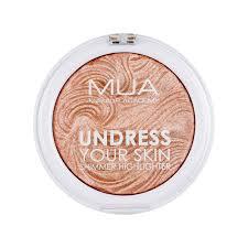 MUA Undress Your Skin Highlighting Powder – Radiant Cashmere