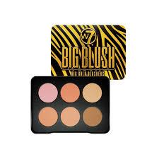 W7 Big Blush Big Bold Blushers