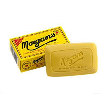 Morgan's Antiseptic Medicated Soap 80g