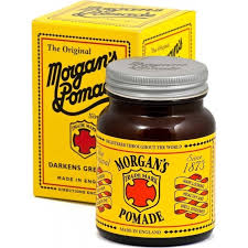 Morgan's Pomade Darkens Grey Hair 100gr