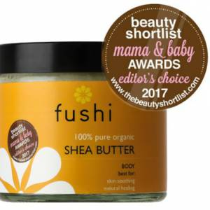 Fushi Organic – 100% Virgin Shea Butter – Unrefined !