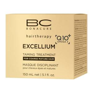Schwarzkopf Professional BC Excellium Q10  Omega 3 Taming Treatment 150ml