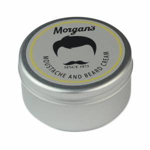 Morgan's Moustache & Beard Cream 75ml