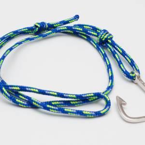 Le Cygne Μπρασελέ γαλάζιο ασημί