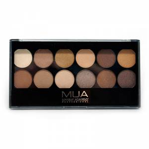 MUA Eyeshadow Palette -Heaven & Earth