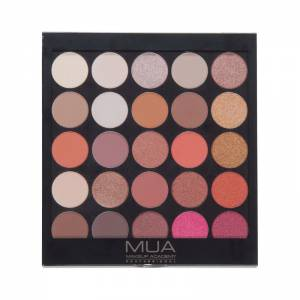 MUA Eyeshadow Pallette – Burning Embers