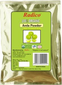 Radico Organic Hair Powder – Οργανική Πούδρα Amla / Organic Amla Powder