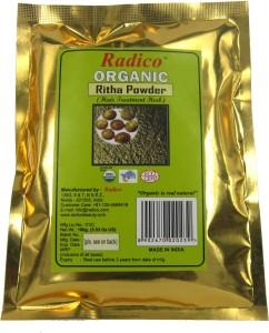 Radico Organic Hair Powder – Οργανική Πούδρα Ritha / Organic Ritha Powder