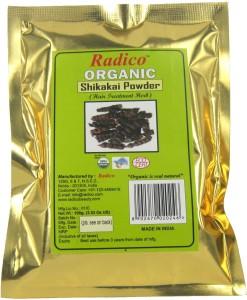Radico Organic Hair Powder – Οργανική Πούδρα Shikakai / Organic Shikakai Powder