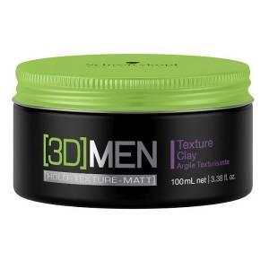 Schwarzkopf [3D]MEN Texture Clay 100 ml