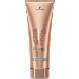 Schwarzkopf BM Tone Enhancing Bonding Shampoo Cool Blondes 250ml
