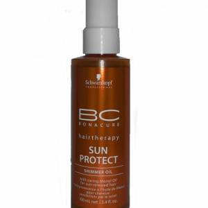 Schwarzkopf BC Sun Protect Shimmer Oil Spray 100ml
