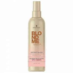 Schwarzkopf BM Instant Blush Strawberry 250ml