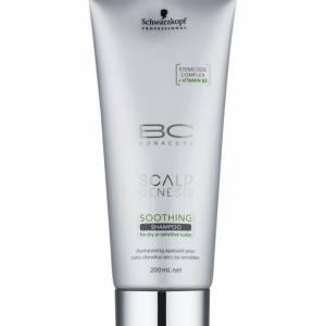 Schwarzkopf BC Scalp Genesis Soothing Shampoo 200ml