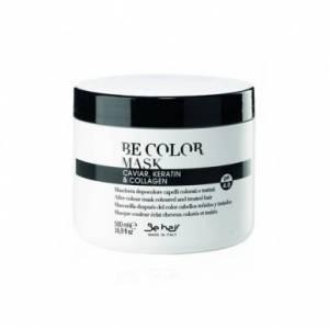BE Tech Mask Caviar Keratin & Collagen 4,0pH 500ml