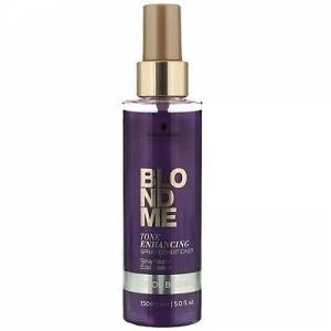 Schwarzkopf BM Tone Enhancing Spray Conditioner Cool Blondes 150ml