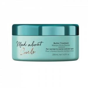 Schwarzkopf Mad About Curs Butter Treatment 200ml