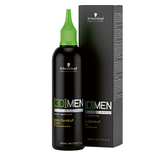 Schwarzkopf 3D MEN Anti-Dandruff Tonic 150ml