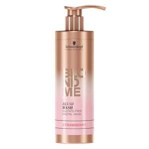 Schwarzkopf BM Blush Wash Strawberry 250ml