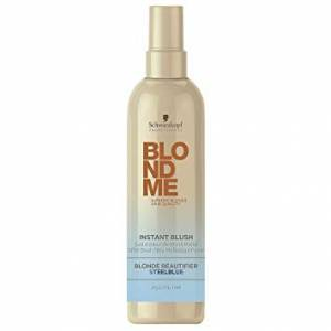 Schwarzkopf BM Instant Blush Steel Blue 250ml
