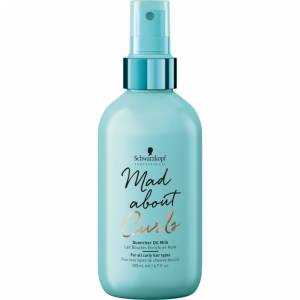 Schwarzkopf Mad About Curls Quencher Oil Milk 200ml
