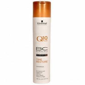 Schwarzkopf Professional BC Time Restore Q10 Plus Shampoo 250ml