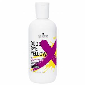 Schwarzkopf Good Bye Yellow Shampooing Neutralisant  300ml
