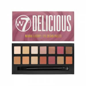 W7 Delicious – Eye Colour Palette