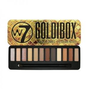 W7 Goldibox – Eye Colour Palette