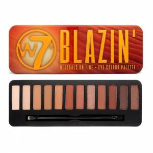 W7 Blazin – Eye Colour Palette
