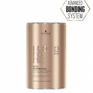 Schwarzkopf BM Bond Enforcing Premium Lightener 9+  450gr