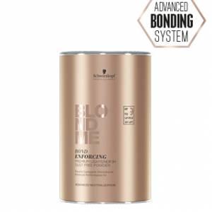 Schwarzkopf BM Bond Enforcing Premium Lightener 9+  450gr
