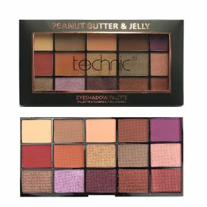 Technic Peanut Butter & Jelly Pallette 15×2 30 gr