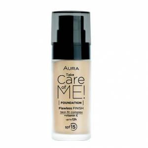 Aura Foundation Take Care of Me – Υγρό Μεικ απ