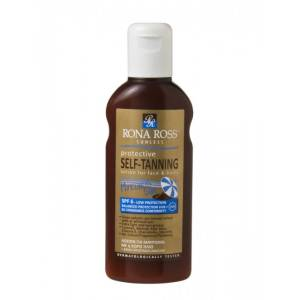 Rona Ross Self Tanning Protective Lotion SPF 6, 160ml