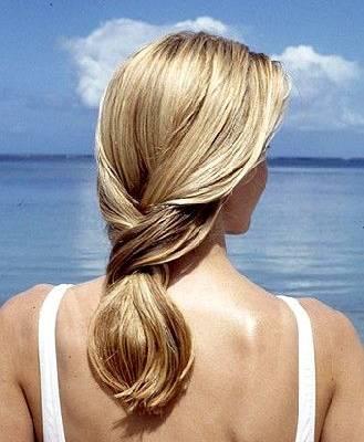 Αντηλιακή Προστασία Μαλλιών