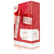 Schwarzkopf Box Peptide Repair Rescue Set 19′