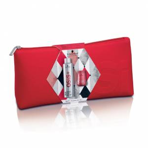 Schwarzkopf Osis Gift Bag- Includes Osis Sessions 300ml + Osis Dust it 10gr